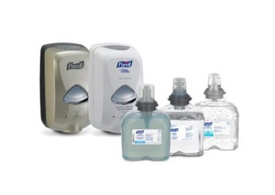 Automatic Hand Sanitizer Dispenser And Refill
