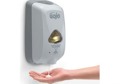 Automatic Soap Dispenser And Refill