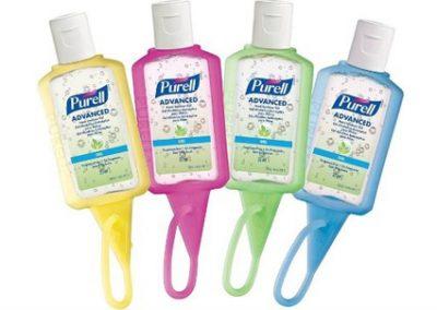 Hand Sanitizer Jelly Wrap