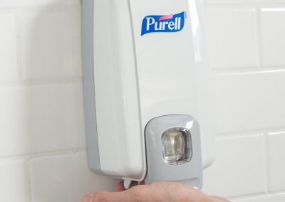 Purell 2120-06 NXT Space Saver Dispenser, Dove Gray