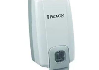 PROVON NXT Space Saver Dispenser for 1000ml Refills, Dove Grey