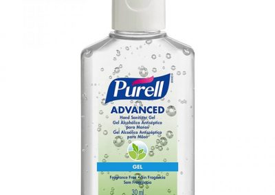 Purell Advanced Hand Sanitizer Plastic Squeeze Bottle (30 ml)