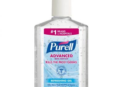 Purell Advanced Hand Sanitizer Refreshing Gel, 240ml